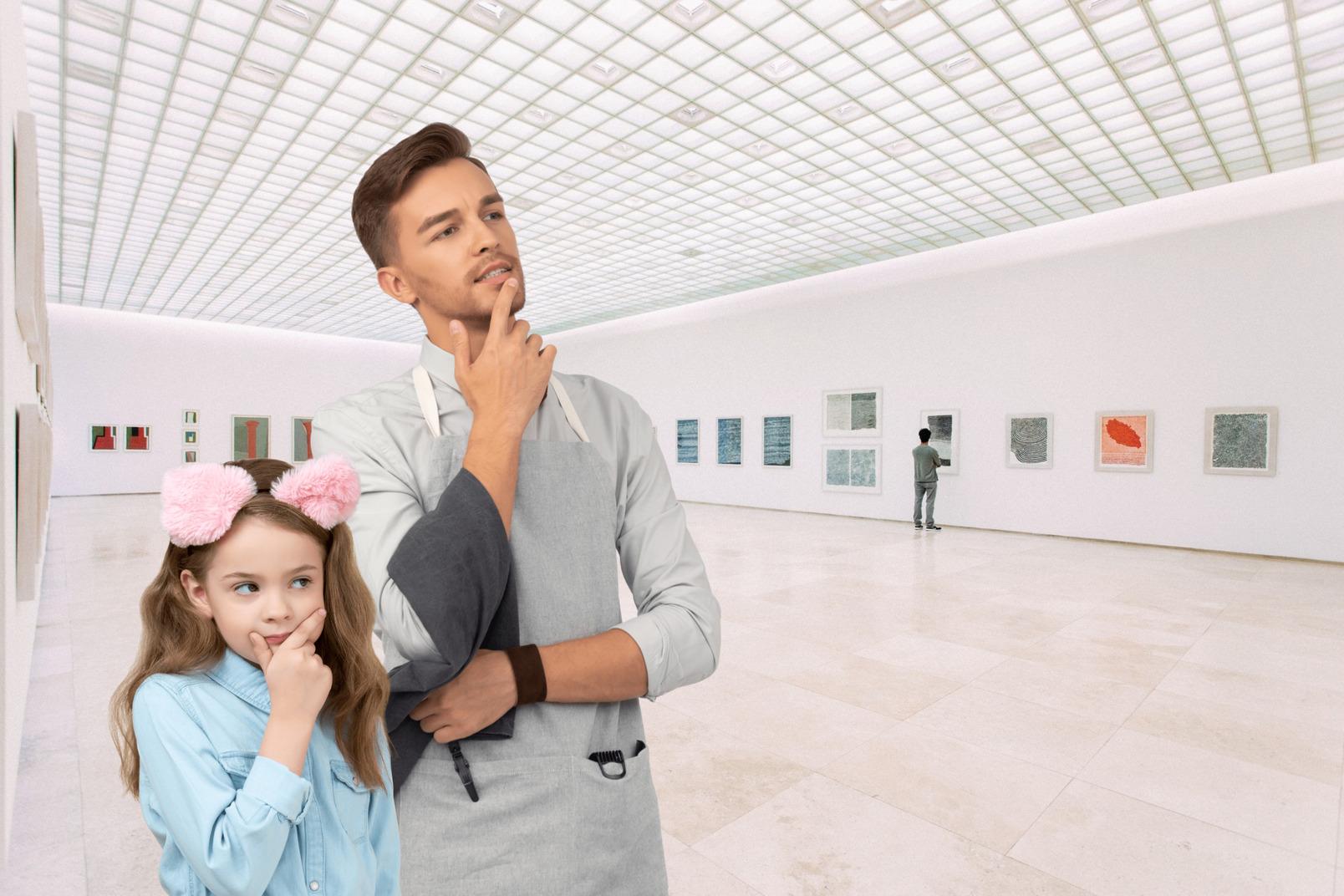 Diese kunstgalerie ist unglaublich inspirierend