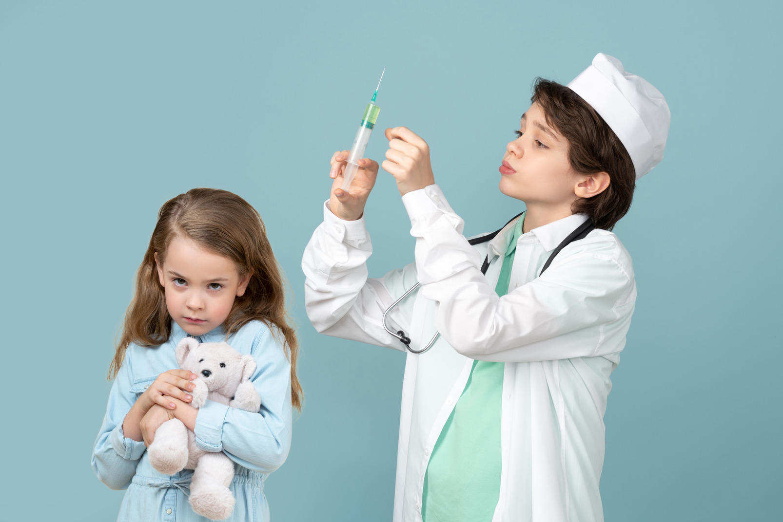 Vermutlich reden wir hier über ernsthafte medizin