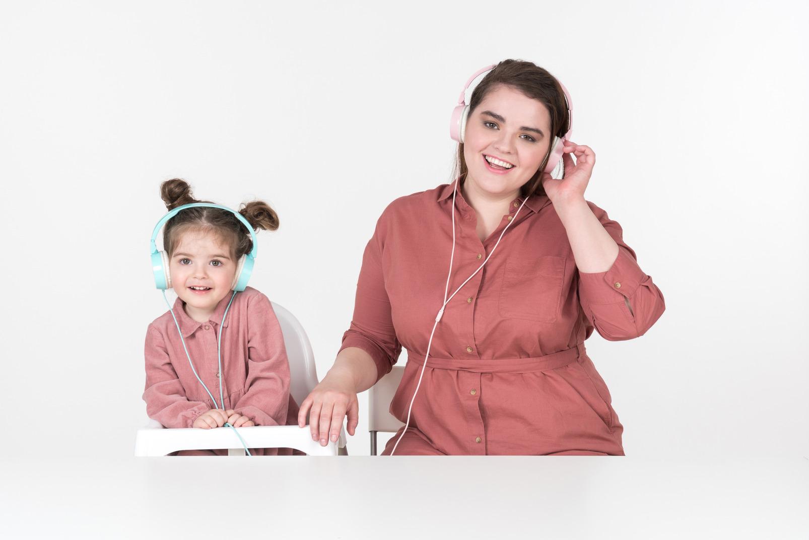 Guter musikgeschmack liegt in der familie