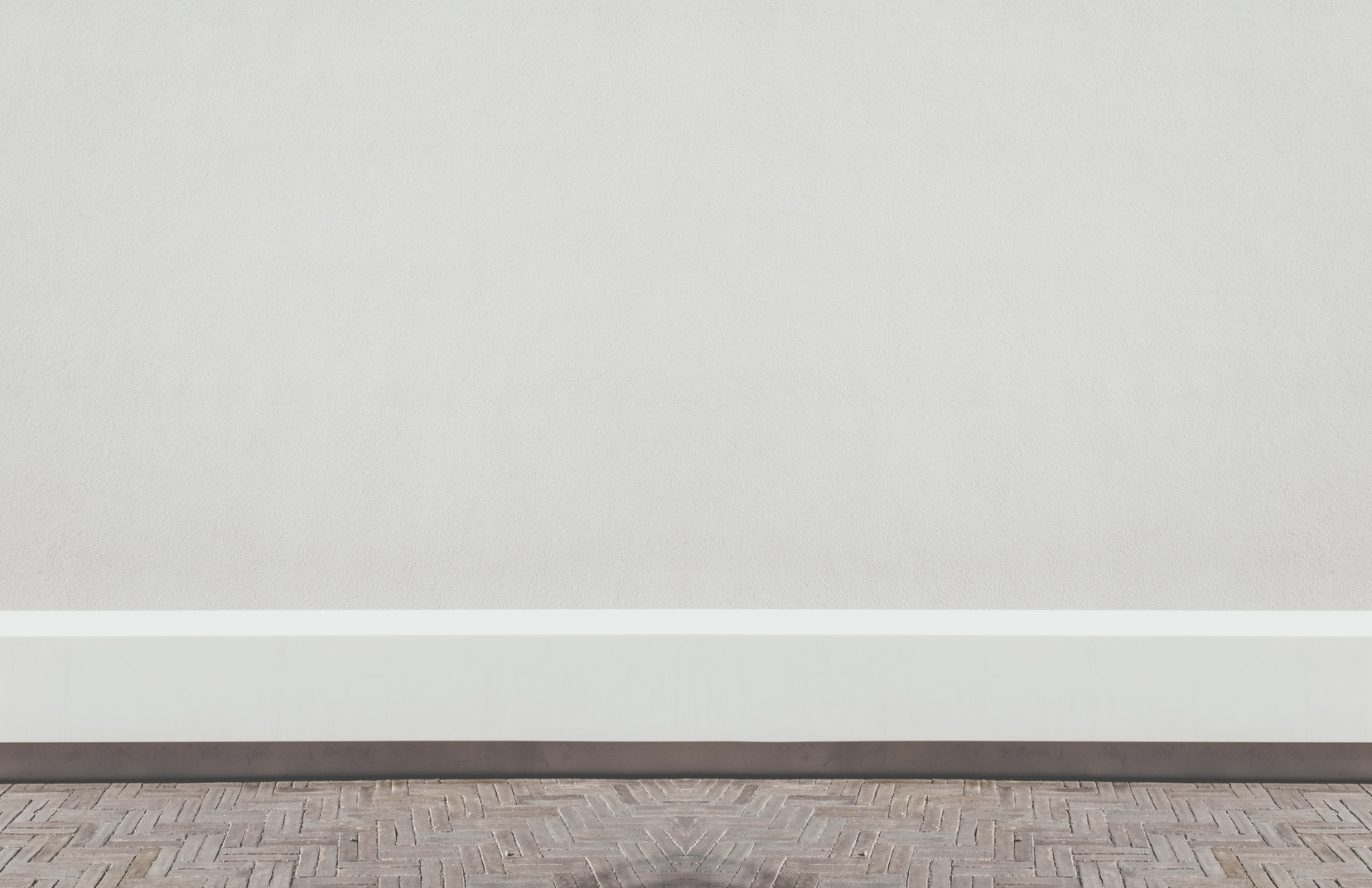 Background of white wall