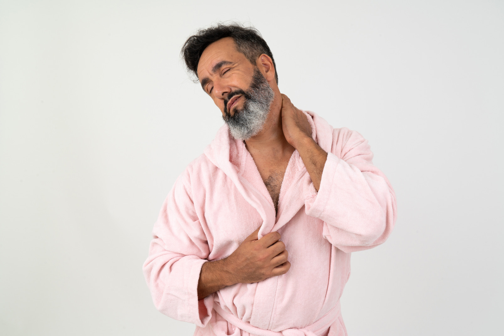 neck ache causes me great discomfort